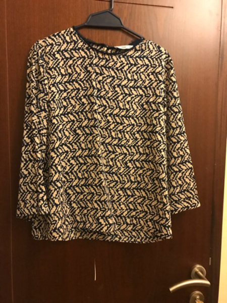 Used 4 tops from Zara and mango in Dubai, UAE