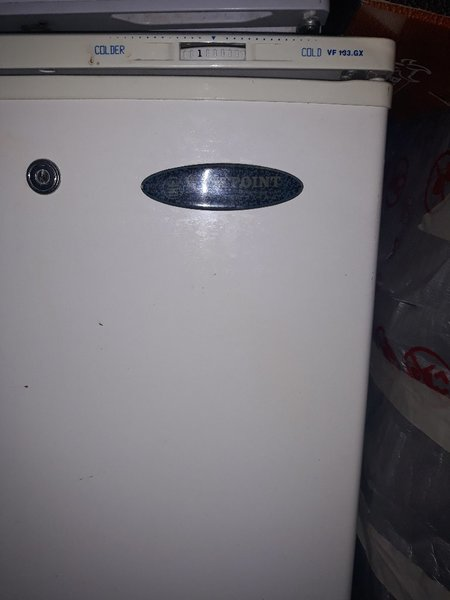 Used Small Fridge Westpoint used working.... in Dubai, UAE