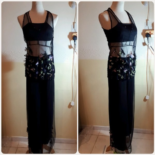 Used Piostephany set top and trouser in Dubai, UAE
