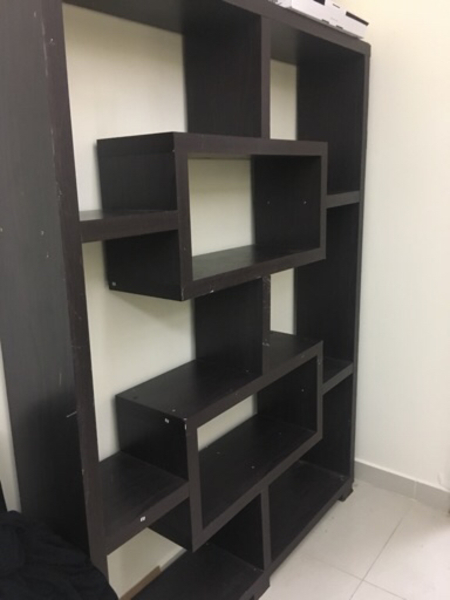 Used Specious Book Shelf Geometrical  in Dubai, UAE