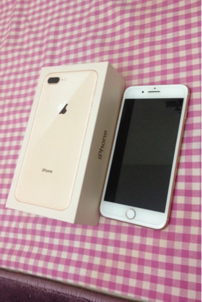 Used iPhone 8 plus with extended warranty in Dubai, UAE