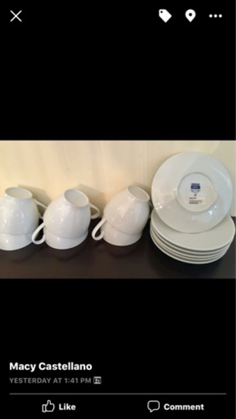 Used IKEA Coffee/ Tea Cups  in Dubai, UAE