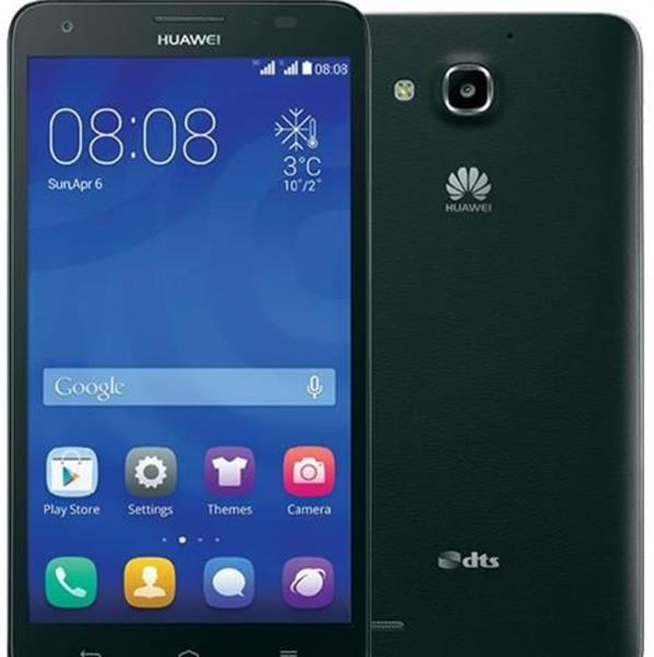 Used New Huawei G750, 8GB, Android Os, 3G, Black  in Dubai, UAE