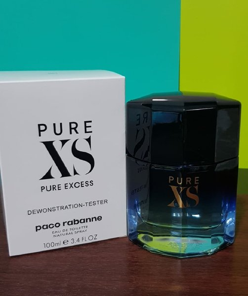 Used Pure XS paco rabanne tester in Dubai, UAE