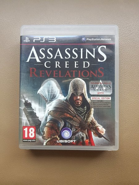 Used Assassin creed revelations for PS3 in Dubai, UAE