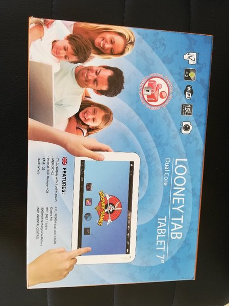 "Used Looney Tunes Kids Tablet 7"" Child Lock in Dubai, UAE"