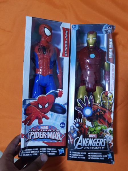 Used 4 marvels at the price of 2! in Dubai, UAE