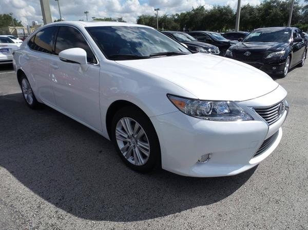 Used 2015 Lexus ES 350  in Dubai, UAE