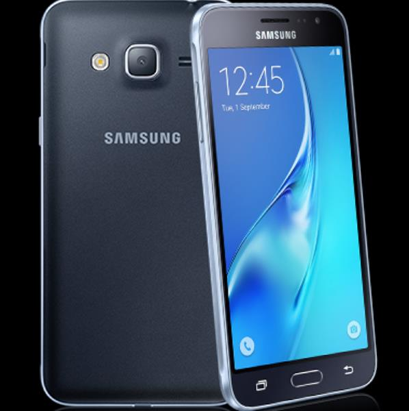 Used New Samsung Galaxy J3 2016 - 8GB- 3G- Black  in Dubai, UAE