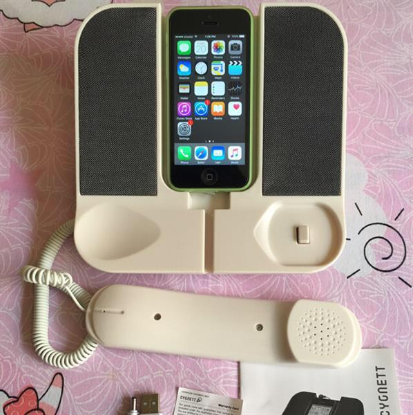 Used iPhone All Models Hand Set Phone, New Pack With Complete Accessories With Browser, (Iphone Not Included)  in Dubai, UAE