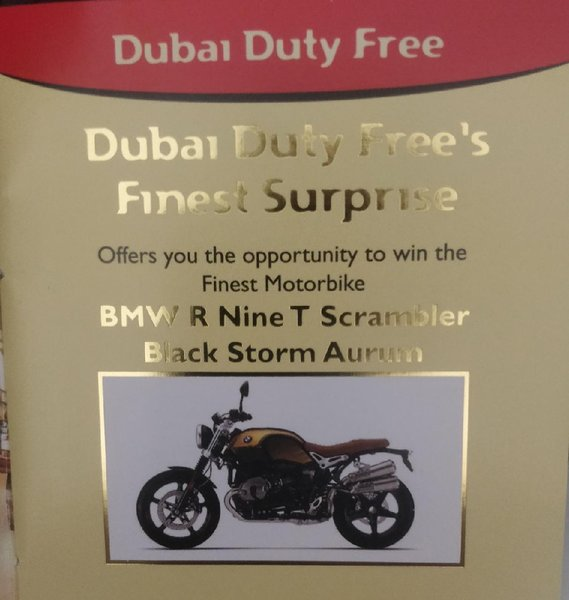 Used Bmw nine T new in Dubai, UAE