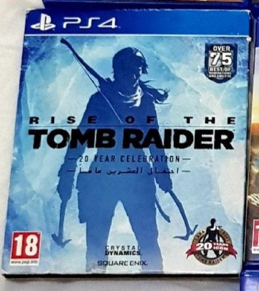 Used Rise of the tomb rider in Dubai, UAE