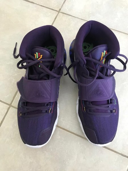 Used Kyrie 6 basketball shoes in Dubai, UAE