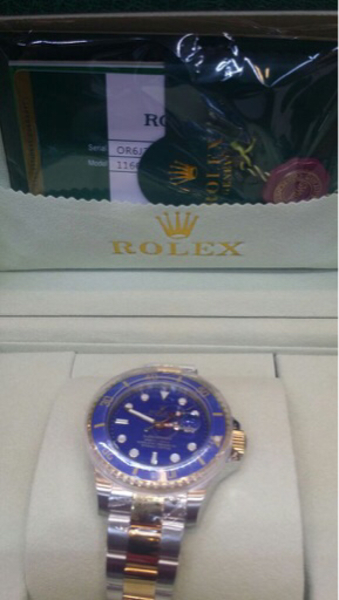 Used Brand New Rolex Men's Watch in Dubai, UAE
