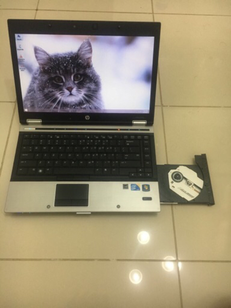 Used Hp Core i5-8440p-Metal Body With Dvd in Dubai, UAE