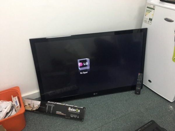 "Used LG TV LED like new 42"" in Dubai, UAE"
