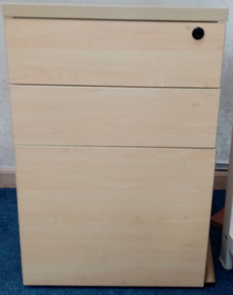 Used Drawer beige color in Dubai, UAE