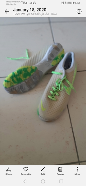 Used Ladies Nike original shoes in Dubai, UAE
