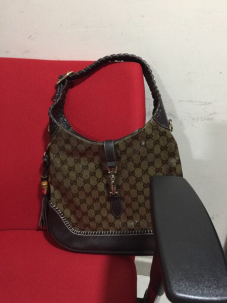 Used Two Gucci Bags preloved Authentic in Dubai, UAE
