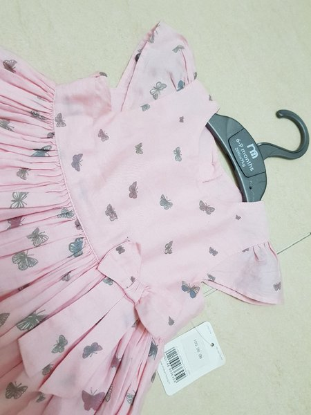 New cute Mothercare dress 6to9 months