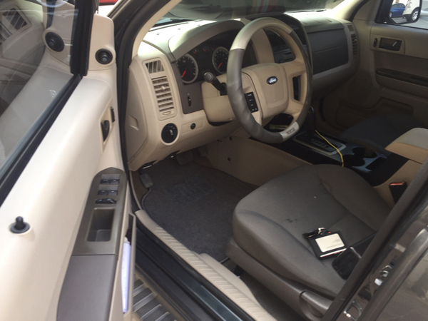 Used Ford Escape 2008 Full Service History  in Dubai, UAE