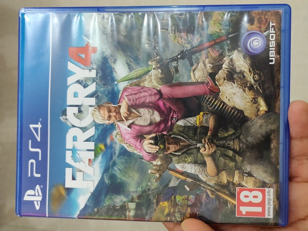 Used FARCRY 4 - PS4 PS 4 - FULL GAME in Dubai, UAE