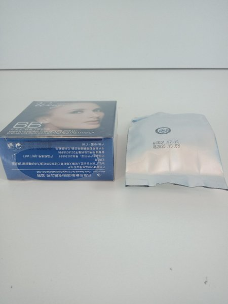 Used Luxury BB cream in a box new in Dubai, UAE