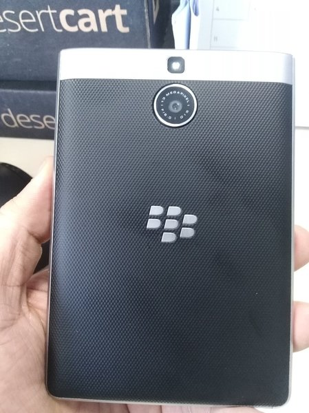 Used Black Berry passport silver edition in Dubai, UAE