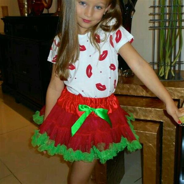 Used Tutu Skirt Can Fit For 2-12 years Old in Dubai, UAE
