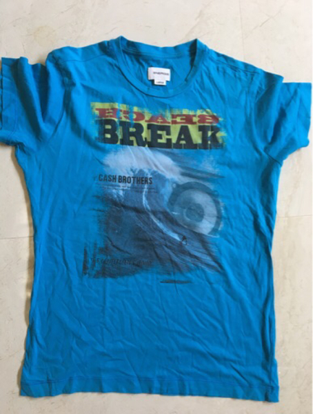 Used ENERGY Preloved men's t-shirt  in Dubai, UAE