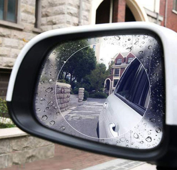 Used Rear view mirror safety 2pcs in Dubai, UAE