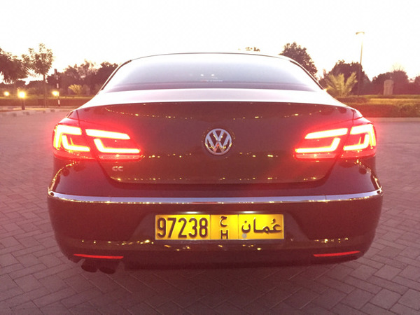 Used Volkswagen CC 2013 1.8L Turbo Under warrinty April/2018  in Dubai, UAE