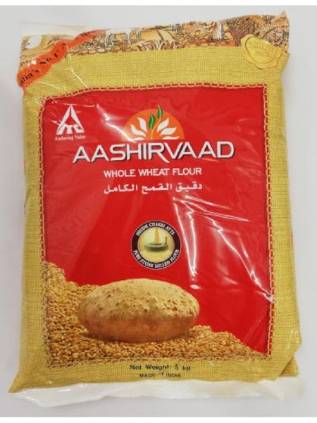 Used Aashirvad whole wheat flour in Dubai, UAE