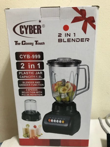 Used Brand new 2 in 1 blender -not used  in Dubai, UAE
