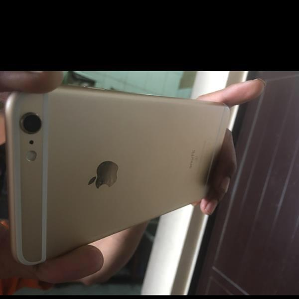 Used I Phone 6s Plus 128 Gb Gold Colour in Dubai, UAE
