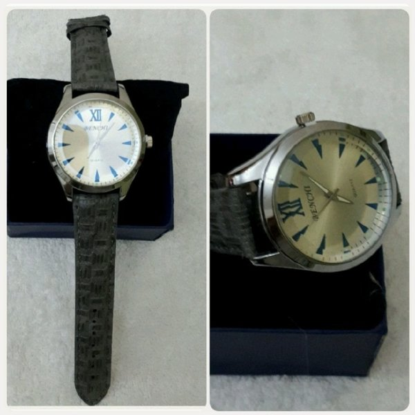 Used Grey watch for men....😊 in Dubai, UAE