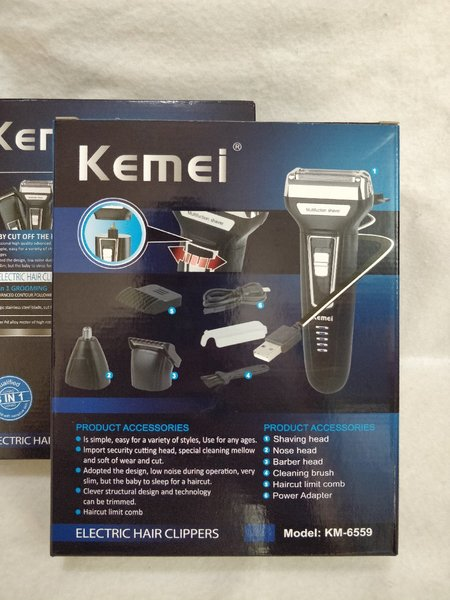 Used KEMEI 3 IN 1! HAIR MACHINE in Dubai, UAE