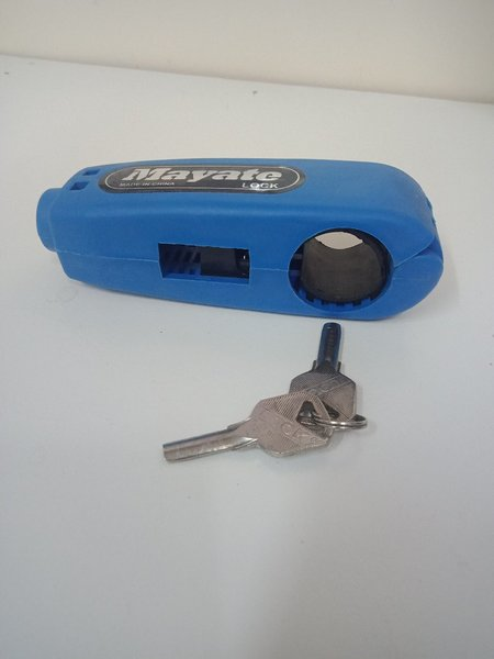 Used Anti-theft lock blue in Dubai, UAE
