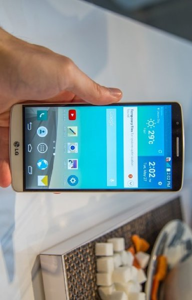 Used LG G3: With accessories!! BRAND NEW !! in Dubai, UAE