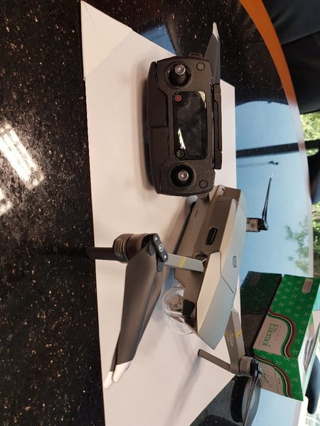 Used DJI Mavic Pro PLATINUM EDITION in Dubai, UAE