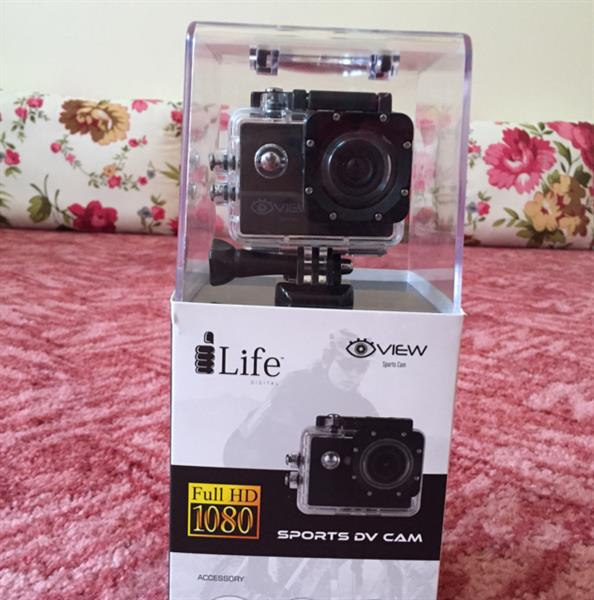 Used iLife EyeView SportsCam in Dubai, UAE