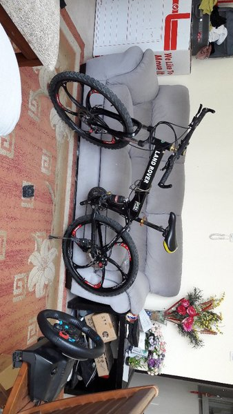 Used Land Rover foldable Geared Cycle in Dubai, UAE