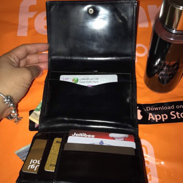 Used Authentic Gucci Wallet Pre-Loved in Dubai, UAE