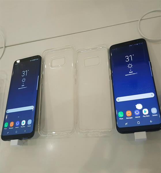 Used High Quality Tpu Case For Samsung S8 And in Dubai, UAE