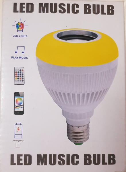 Used Music Led Light Bulb in Dubai, UAE