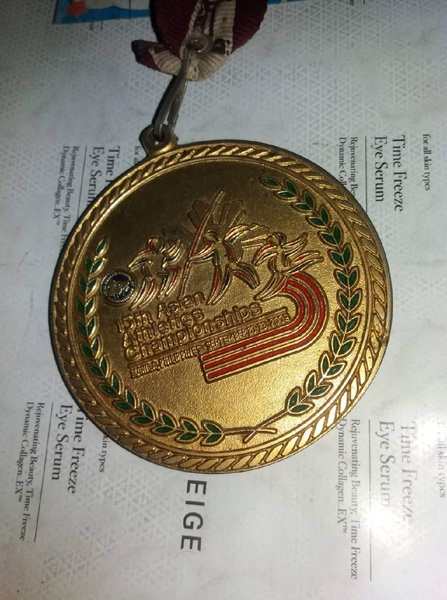 Used Gold Medal Origional in Dubai, UAE