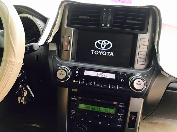 Used Prado in Dubai, UAE
