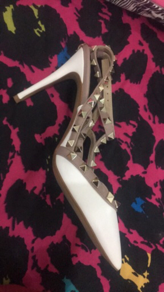 Used high quality of valentino shoes  in Dubai, UAE