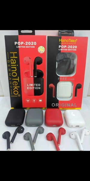 Used NEW OFFER POP2020 AIRPODS WIRELESS 🔊 in Dubai, UAE
