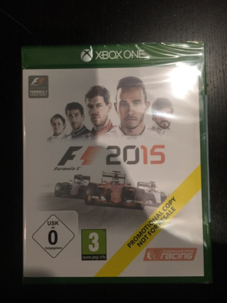 Used Xboxone F1 2015 in Dubai, UAE